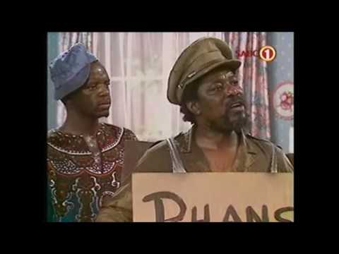 RIP JOE MAFELA Sdumo Series 9 Part 1