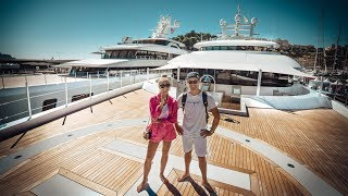 Download Video $145M SUPERYACHT TOUR! | VLOG³ 64 MP3 3GP MP4