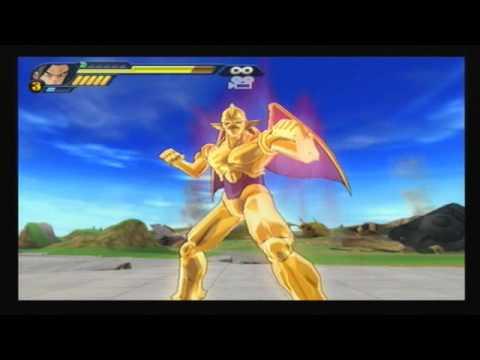 Budokai Tenkaichi 3 - La Mejor Batalla del Mundo- 1 Vs 5 HD Remasterizado