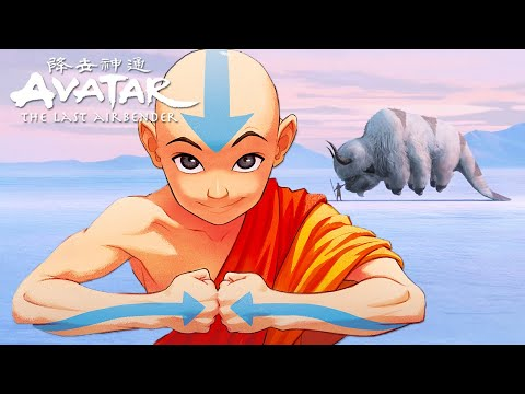 Avatar The Last Airbender New Animated Series 2021 and New Movies Announcement Breakdown