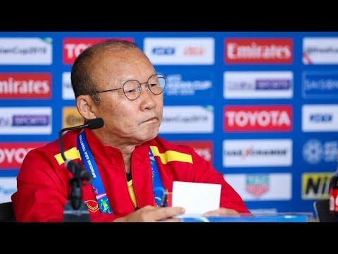 Dù được Thái Lan và Indonesia đánh giá cao nhưng thầy Park vẫn lo lắng về U23 Việt Nam vì lý do này - Thời lượng: 11 phút.