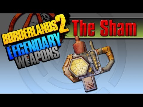 sham - Absorbing Bullets FERDAYZ!!! In this series I will be showing you How to Find all legendary weapons in Borderlands 2! I will show you each location on the ma...