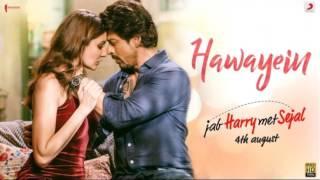 Video Hawayein - Jab Harry Met Sejal (2017) | Shah Rukh Khan, Anushka Sharma - Full Audio MP3, 3GP, MP4, WEBM, AVI, FLV November 2018