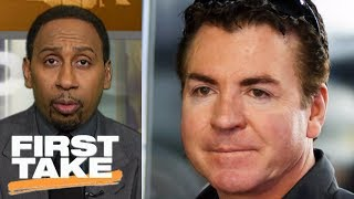 Video Stephen A. Smith thinks Papa John's CEO's NFL protest apology is 'bogus'   First Take   ESPN MP3, 3GP, MP4, WEBM, AVI, FLV Juli 2018