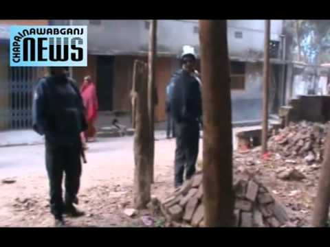 Video Chapainawabganj News Bombs blast at office of Abdul Odud MP 07 02 2015 download in MP3, 3GP, MP4, WEBM, AVI, FLV January 2017