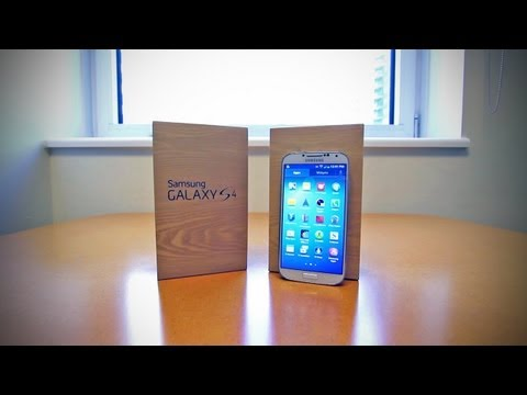 unboxtherapy - Subscribe for the Galaxy S4 Giveaway - http://bit.ly/UnboxTherapy Samsung Galaxy S4 Pricing - http://amzn.to/11Xol91 Welcome to my Samsung Galaxy S4 Unboxing...