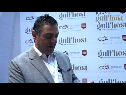 Naim Maadad - MBA Chief Executive, Gates Hospitality
