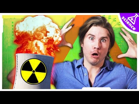Top 3 SCARIEST THINGS in Real Life! (Because Science w/ Kyle Hill)