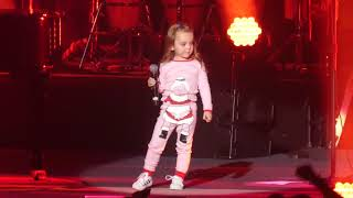 "Video ""Dont Ask Me Why"" Billy Joel & 3 Year Old Daughter Della Rose@MSG New York 12/19/18 MP3, 3GP, MP4, WEBM, AVI, FLV Februari 2019"