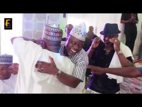 Download ADEBAYO SALAMI, OSOBA, IYABO OJO, FATHIA BALOGUN DANCE WITH JIDE KOSOKO AS HE CLOCKED 65