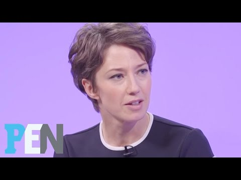 Carrie Coon On Joining The Cast Of 'Fargo' And Her Minnesota Accent | PEN | Entertainment Weekly