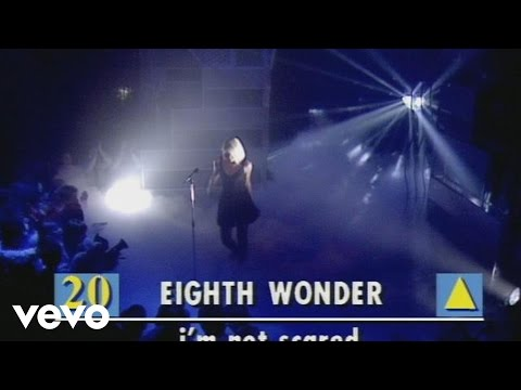 eighth wonder - i'm not scared - 1988