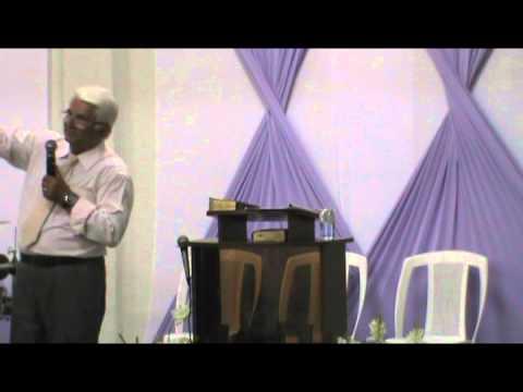 Comunidade União Cristã - Pregação - Campanha da Família - Gn 2.18 - Pr. Valdemir Campos Rocha