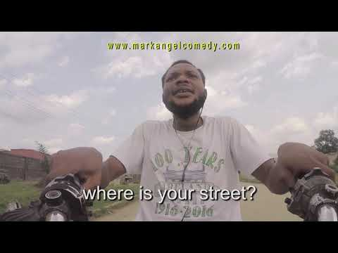 BIKE MAN PART 2 (Mark Angel Comedy) (Episode 115)