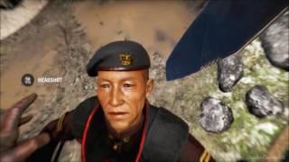 Far Cry 4 Stealth Kills  (Hang Gliding,C4,Mine,Chickens)1080p6...