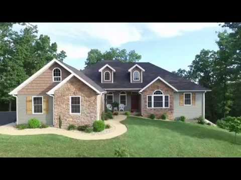 Drone video real estate Springfield MO