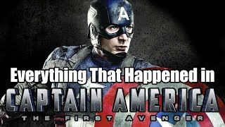 Nonton Everything That Happened In Captain America  The First Avenger  2011  In 8 Minutes Or Less Film Subtitle Indonesia Streaming Movie Download