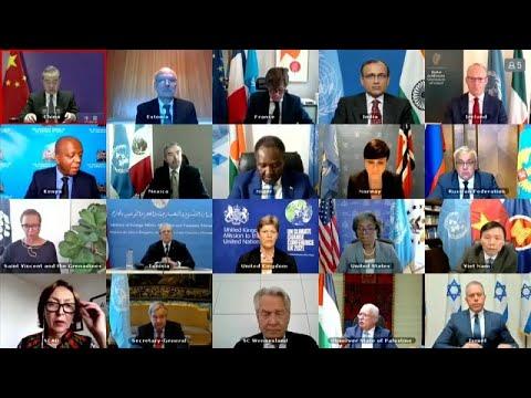 Une 3ème réunion d'urgence du conseil de sécurité de l'ONU sur le Proche-Orient s'est tenue ce dimanche, sans déboucher sur une déclaration commune.