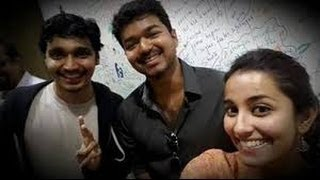 Vijay visits Face Book office | First South Indian Actor to get invited to the FB office.