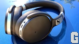 Video BEST NOISE CANCELLING UNDER $200? : Sennheiser 4.50BTNC Wireless REVIEW MP3, 3GP, MP4, WEBM, AVI, FLV Juli 2018