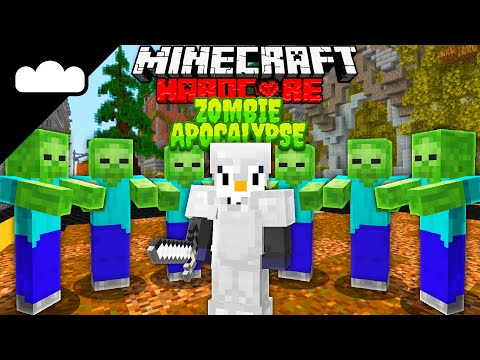 I Survived Minecraft In A Zombie Apocalypse - Skyes