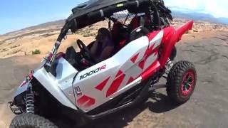 7. Moab Yamaha YXZ 1000R Aug 2016