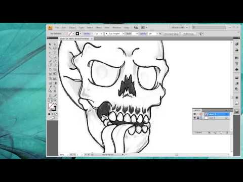 how to make vector art