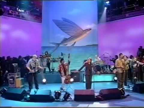 Kirsty MacColl - Chucho Merchan - live on Later - With Jools Holland