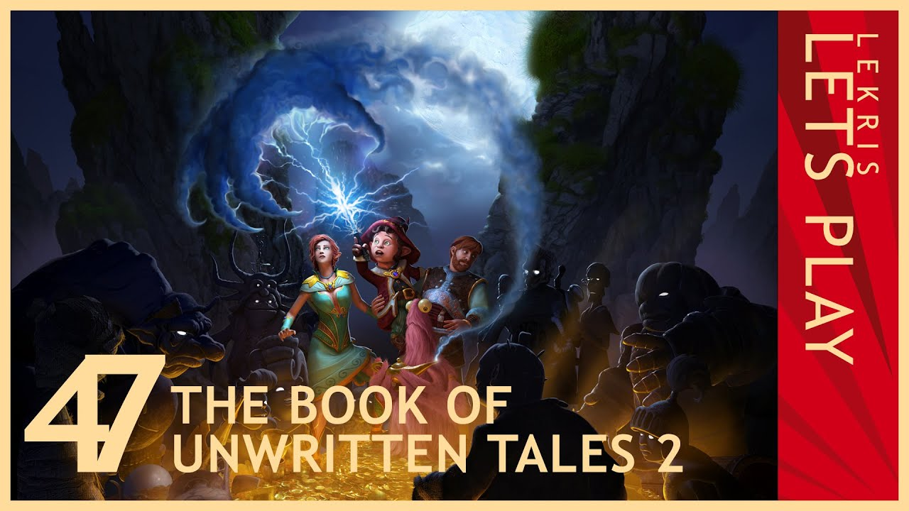 The Book of Unwritten Tales 2 - Kapitel 4 #47 - Mumien-Huckepack