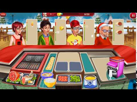 Super Chef Virtual Restaurant Cooking Star-Android Gameplay