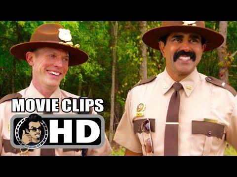 SUPER TROOPERS 2 Clips + Trailer (2018)