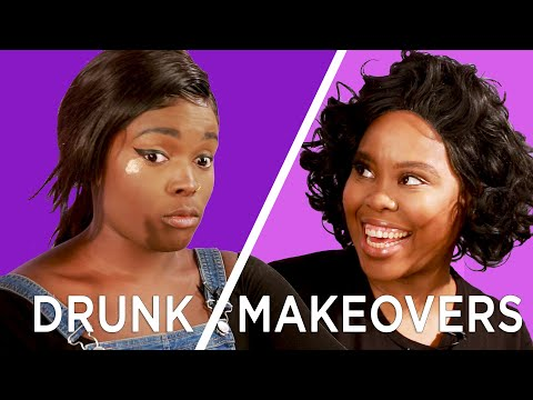 Drunk Beauty Bloggers Give Each Other Makeovers