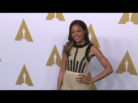 Naomie Harris on having Oscar speech ready