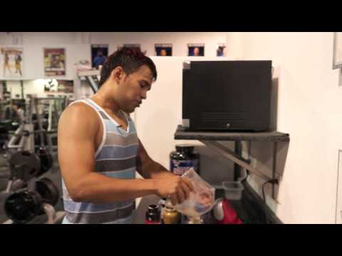 Josh Montalvo - Josh explains what supplements he uses.