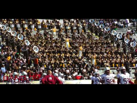 , title : 'Alabama State University- Return Fanfare'