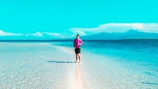 No, it's not the Maldives, but it's the next best thing. Manjuyod Sandbar in the Philippines is heaven on earth. Easily one of the...