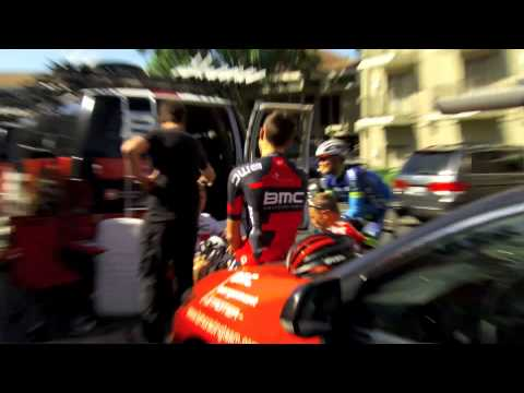 BMC Racing Team: Fueled by PowerBar®