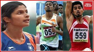 Mohammad Anas, Ankit Sharma & Srabani Nanda Qualify For Rio Olympics