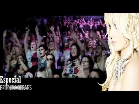 Especial Britney Spears - DVD Femme Fatale Tour Trailer by EPIXHD