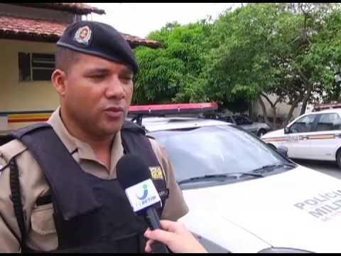 Assaltantes são presos em Betim