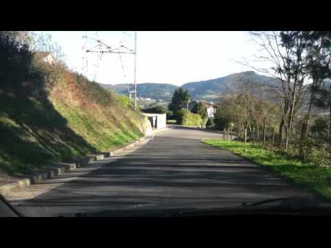 Bajada comentada Arrigorriaga ( Vizcaya )
