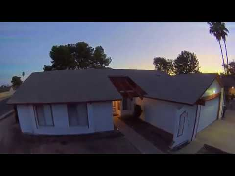 Fullspeed Tinyleader HD - FPV Pre Dawn/Smacking Limbs/Buzzing The Tabby