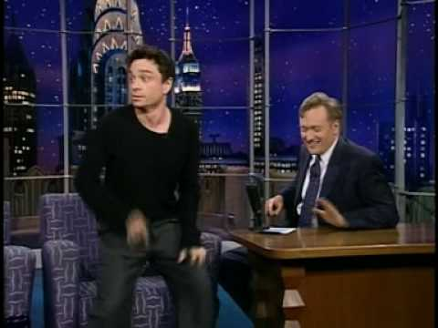 Chris Kattan on Conan