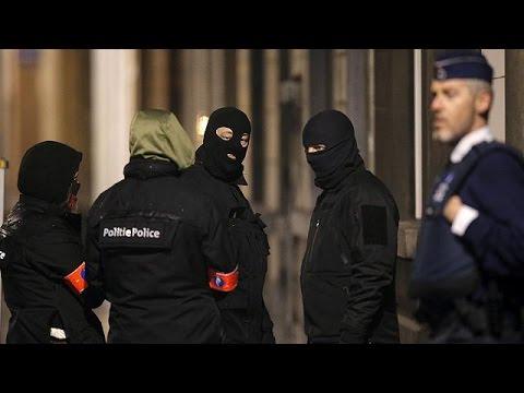Βέλγιο: Μπαράζ εφόδων, προσαγωγών και συλλήψεων