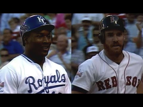 Video: 1989 ASG: Jackson, Boggs go back-to-back with Reagan, Scully in the booth