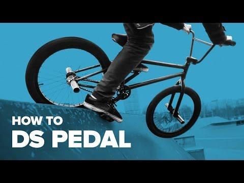 Downside pedal