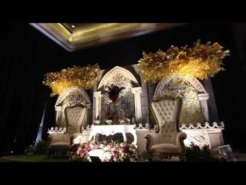White Pearl Decoration @ Four Season Jakarta