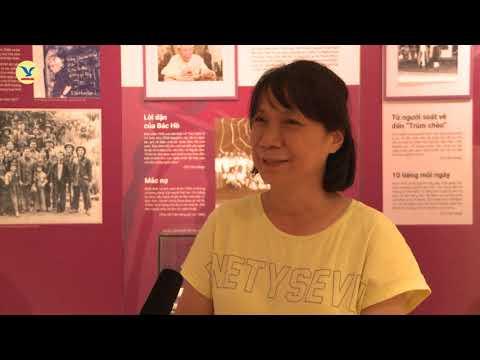 Ấn tượng về trưng bày Giải thưởng Hồ Chí Minh