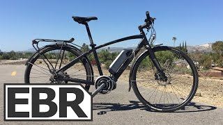 10. Raleigh Misceo Sport iE Video Review - Efficient, Light Weight Commuter Ebike