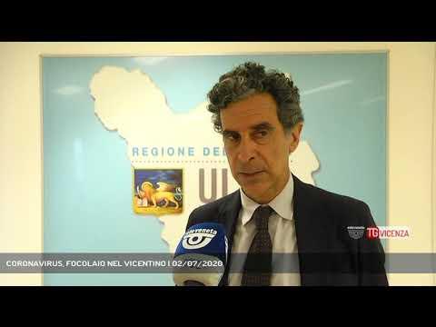 CORONAVIRUS, FOCOLAIO NEL VICENTINO | 02/07/2020